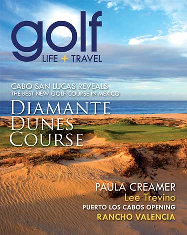 Golf - Life + Travel: Diamante Dunes article